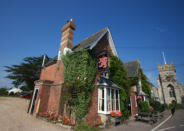 The Red Lion Public House, Freshwater, Isle of Wight