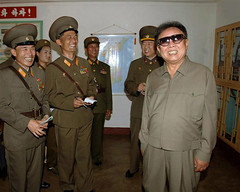 Kim Jong-il bring happiness into our blogs | by Borut Peterlin