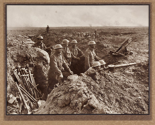 In the trenches | by State Library of New South Wales collection
