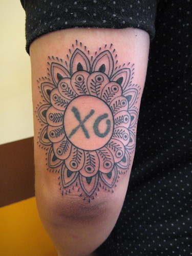 Mehndi (Henna) Style Add-On To Existing XO | by Shannon Archuleta