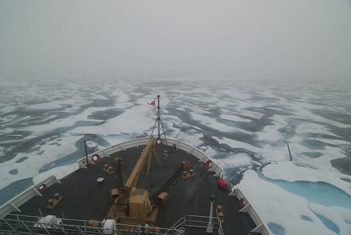 Arctic from the Ship's Bridge | by ashatsea