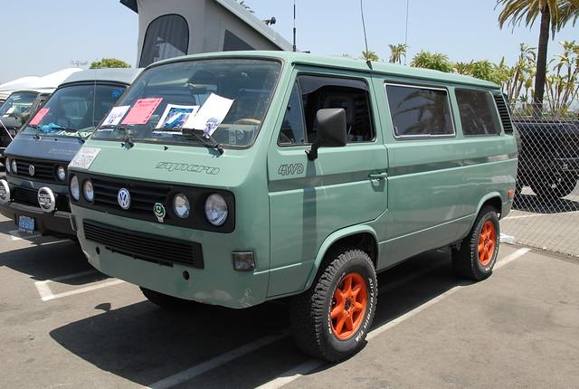 VW Volkswagen Bus T3 T25