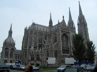 church in belgium | by jmb92