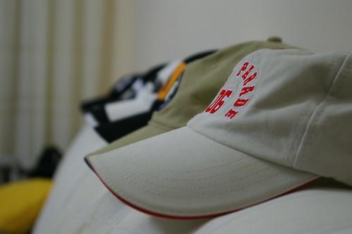 我的帽帽们