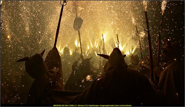 Diables de Vilafranca
