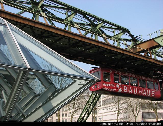 Schwebebahn Wuppertal, Germany