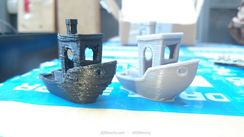 #3DBenchy_boat_print_PLA_fixed_printer