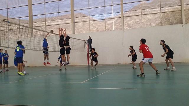 1506 - 10 Vóleibol San Felipe