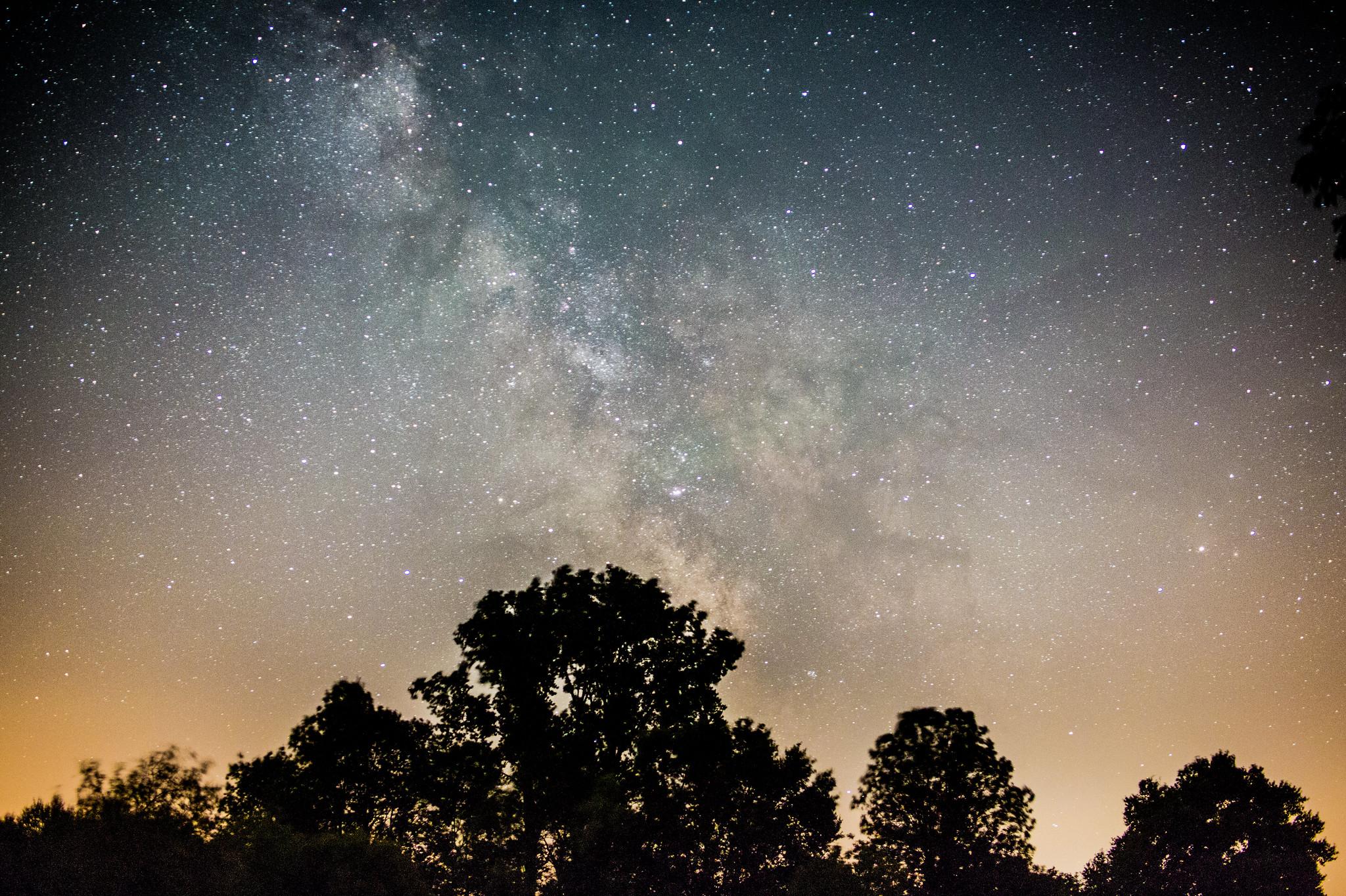Milky Way at La Godinière