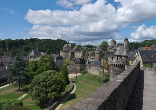 Fougeres | by Tim Schofield