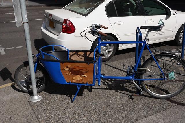 金, 2015-07-17 09:59 - かわいい自転車