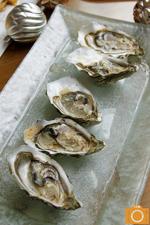 High Street Cafe oysters granita | by foodreviewsmanila