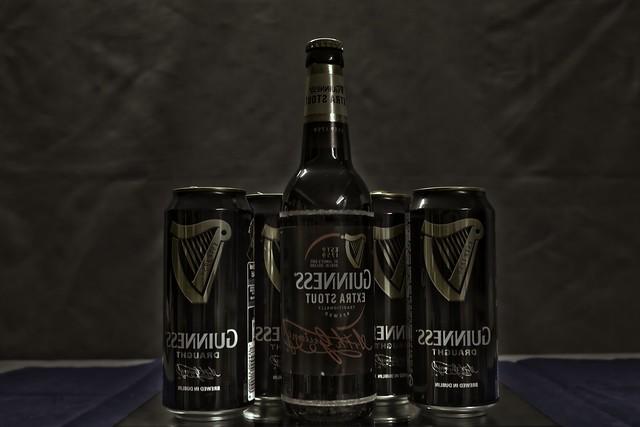 Zu viel Guinness, war aber lecker!!!