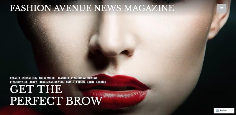 Fashion Avenue News