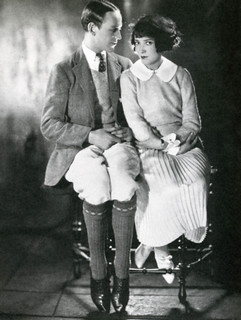 fred & adele astaire 1926 - by james abbe | by danceonair1986