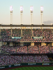 Progressive Field: Right Field Seating | by chrismetcalfTV