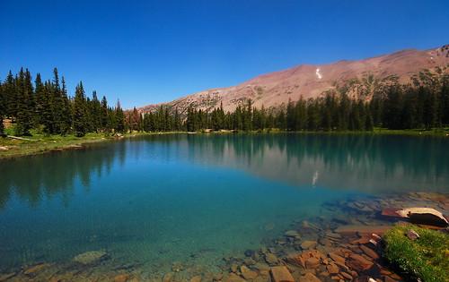 Ostler Lake.