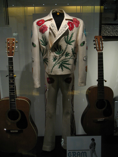 Gram Parsons' Nudie Suit | by jbcurio