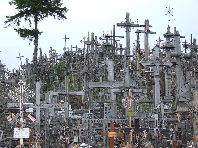 RT2008: Hill of crosses