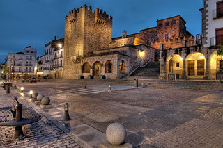 HDR CACERES PLAZA MAYOR | by Don Pableras