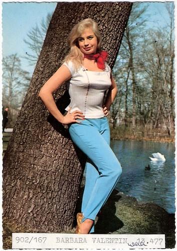 Barbara Valentin