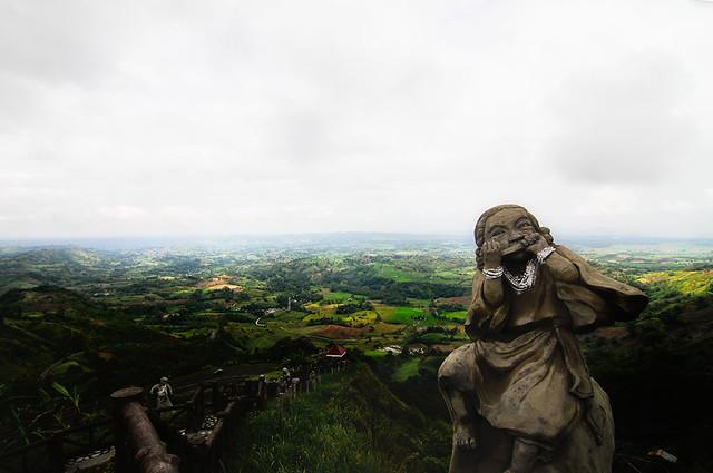 Bagobo/Manobo09 | Overview Quezon, Bukidnon famous stopover