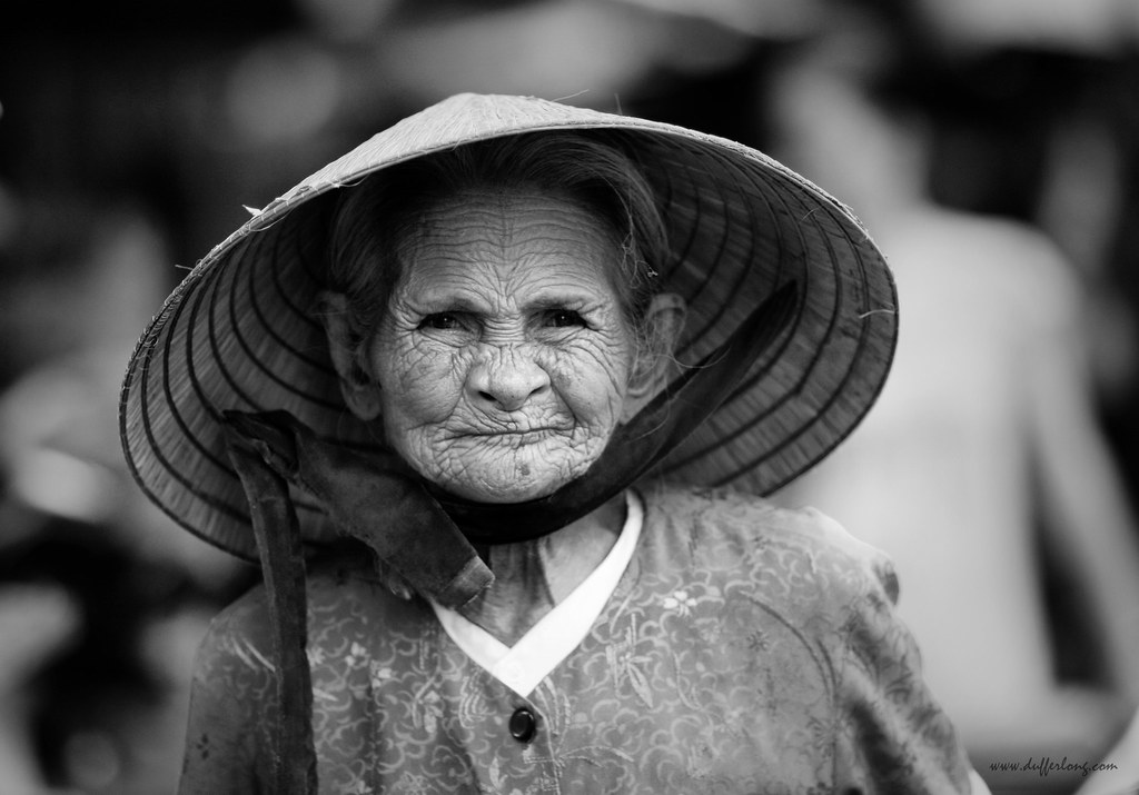 The Old Lady by DufferLong