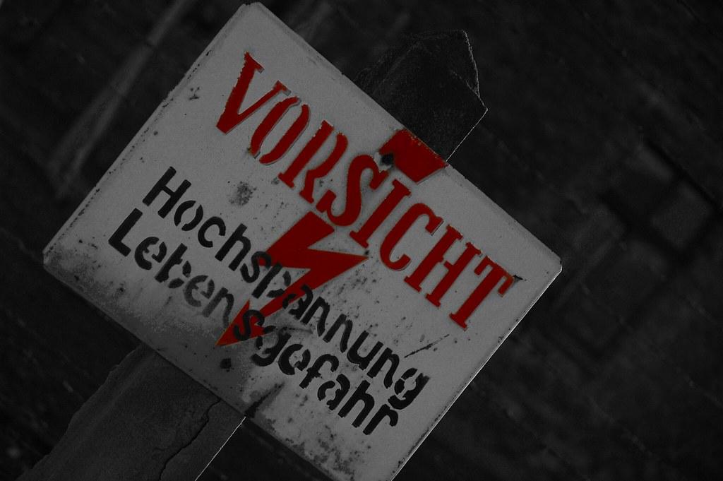 Caution in Auschwitz