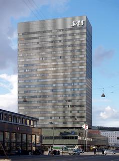 arne jacobsen, SAS royal hotel, copenhagen, 1955-1960 | by seier+seier