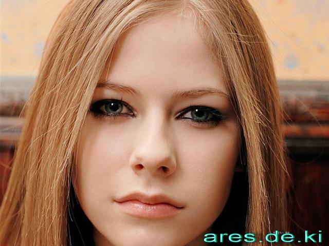 Avril Lavigne foto porno