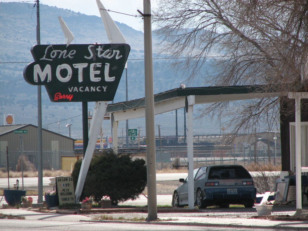 Super Lone Star Motel Wells Nv This Motel Is Featured In The 2 Download Free Architecture Designs Aeocymadebymaigaardcom