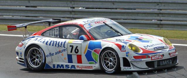 Team IMSA Performance Matmut - Porsche 911 GT3 RSR