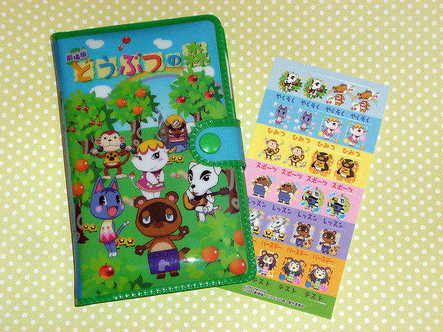 Animal Crossing Journal Stickers Jessa Booth Flickr