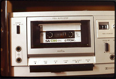 Old tape deck | by Carl's Old Photos (@HoxsieAlbany)