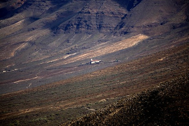 Montañas de Jandia, Fuerteventura, Islas Canarias (España)