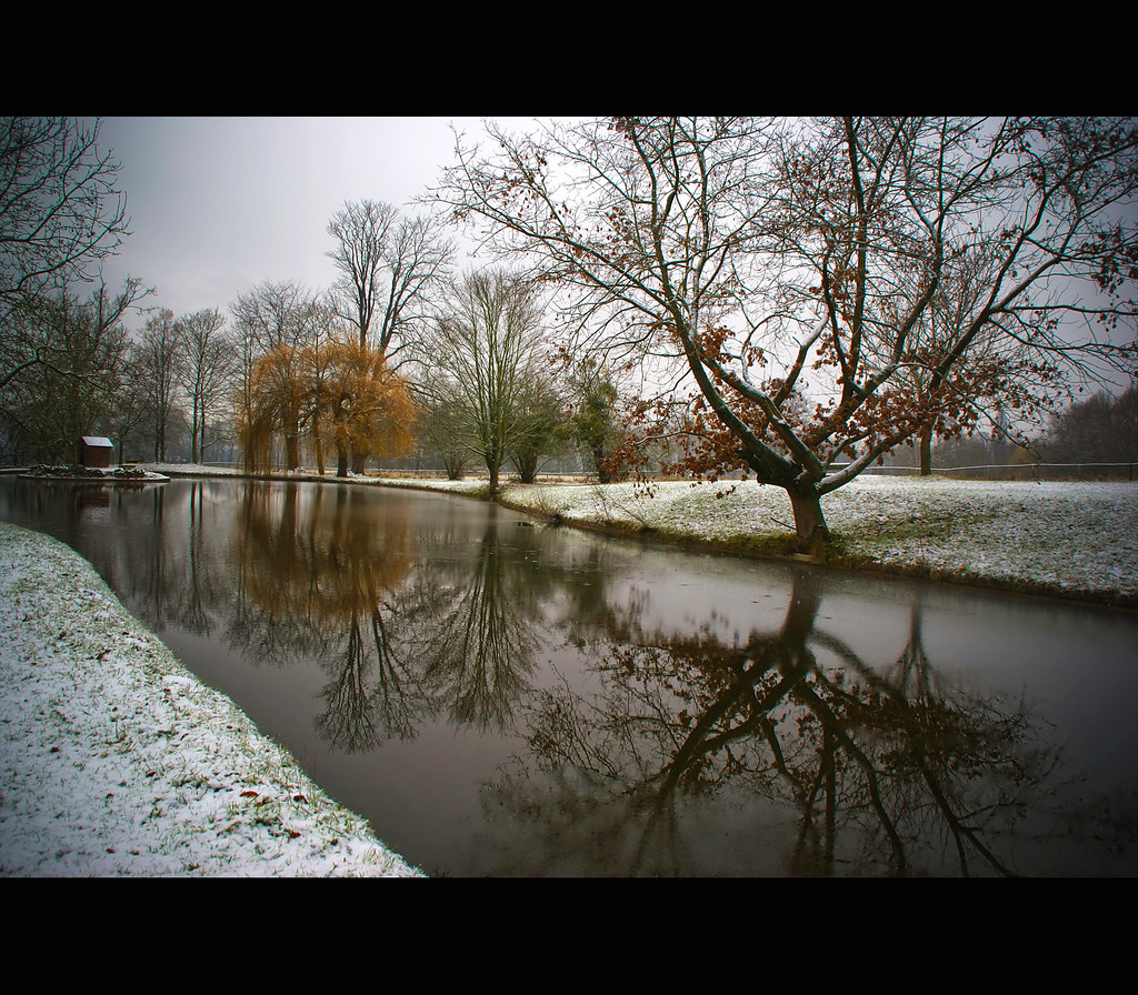 Snowy reflections (2)