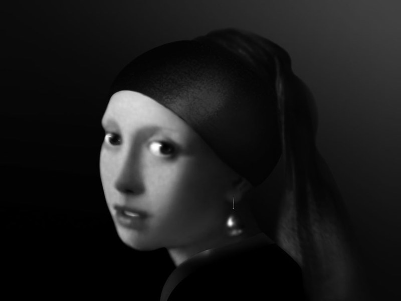 Parafrasis Johannes Vermeer