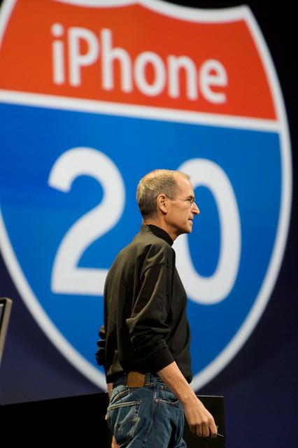 WWDC 2008 Steve Jobs