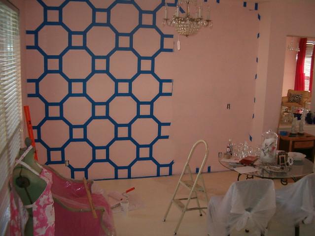 Studio wall redo #2