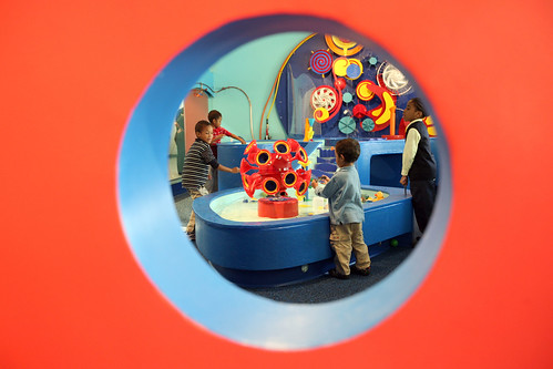 Brooklyn Children's Museum | by Rubenstein