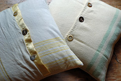 pillows back | by SouleMama