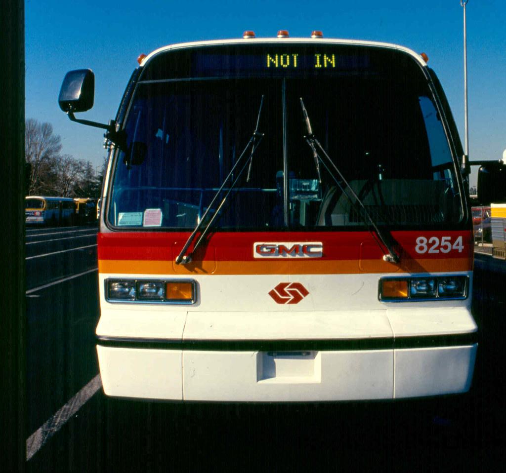 Rapid Transit Series (RTS) Bus