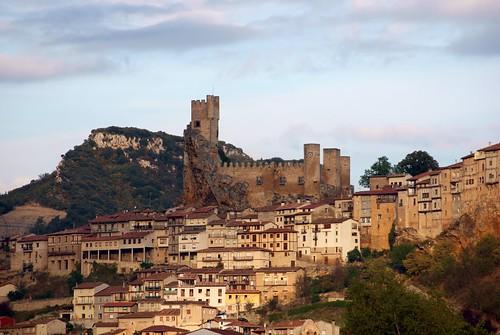 Castillo de Frias.