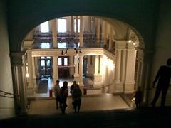 Stairs of Ateneum