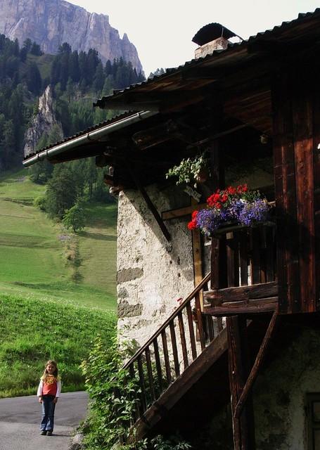 Altes Haus unter Denkmalschutz