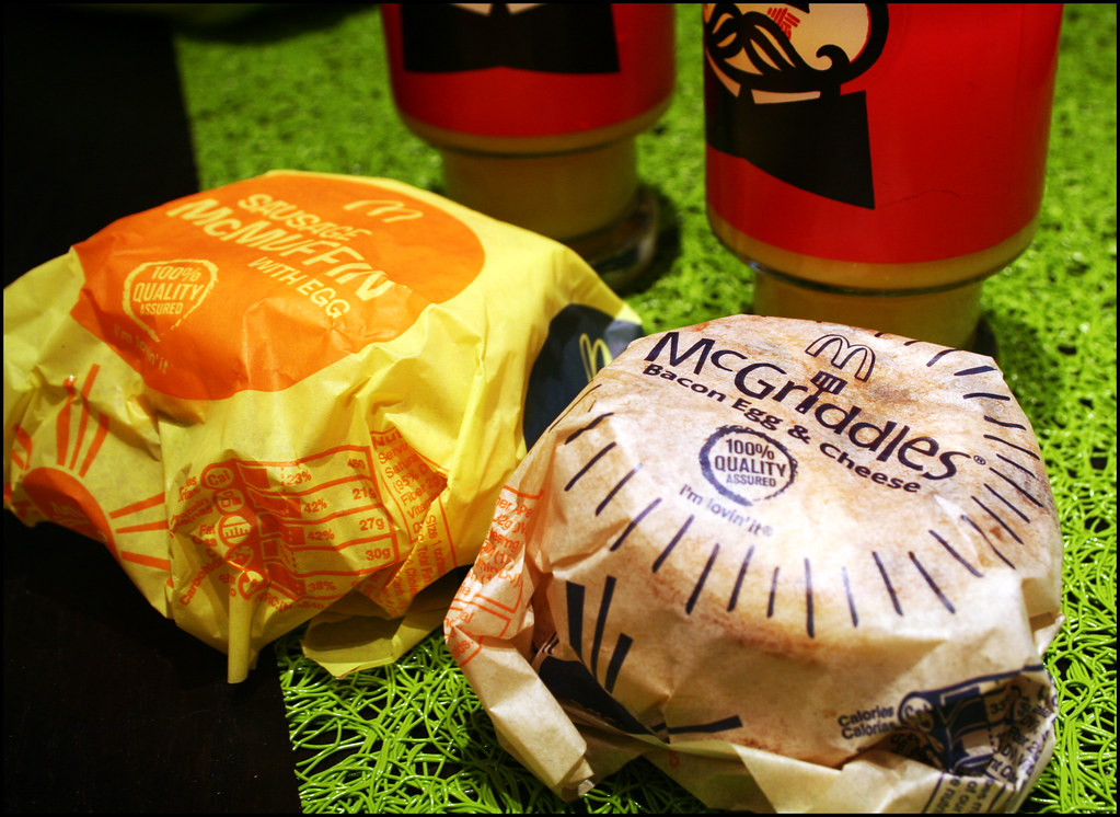 Mcgriddle  I Lost My Mcgriddle Virginity My Mcgv Wwwieat  Flickr-7512