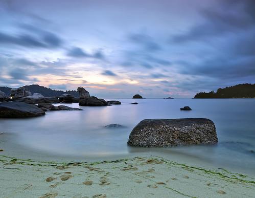 world sunset beach pool swimming island nikon pangkor tokina malaysia greatest pulau pasir blend perak cokin vertorama bogak