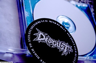 Disgust master for 4WAYFORDESTRUCTION II  (26/06/2011) | by Misoshiru of Death