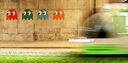 Space invaders | by Roberto Latxaga