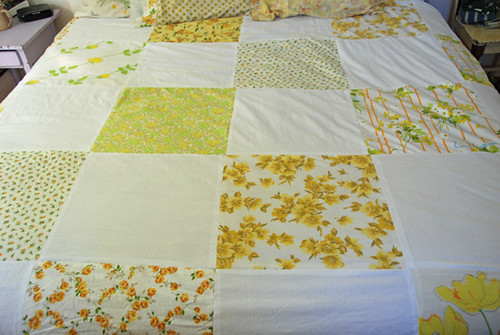 spring duvet cover | by SouleMama